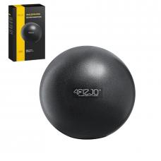 М'яч для пілатесу, йоги, реабілітації 4Fizjo Black 220 мм, код: 4FJ0139