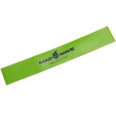 Тренажер для плавания MadWave Ankle Pull Strap 250х40х1,9 мм, зеленый, код: M077603010W-S52