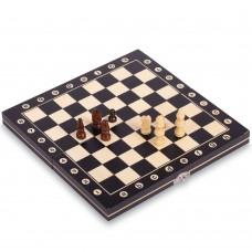 Шахи настільна гра дерев'яні ChessTour 240х240 мм, код: W8012