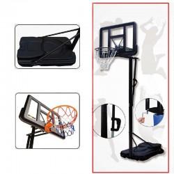 Стійка баскетбольна мобільна PlayGame Adult, код: S020