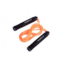 Скакалка PowerPlay 4205 помаранчевий, код: PP_4205_Orange