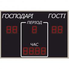 Табло універсальне LedPlay (1000х700), код: U10012