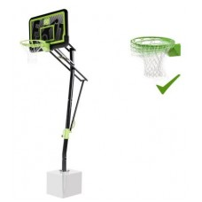 Баскетбольна стійка Exit Galaxy + кільце з амортизацією, код: 46.13.11.00