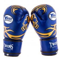 Боксерські рукавички Twins 10oz, код: TW-10B