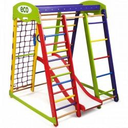 Ігровий дитячий куточок PLAYBABY Акварелька Plus 1, код: SB-IG23