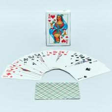 Гральні карти PlayGame з ламінованим покриттям, код: 9811-S52