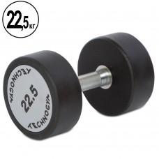 Гантель цілісна професійна TechnoGym 1х22,5 кг, код: TG-1834-22_5