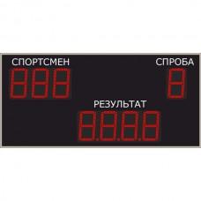 Табло для легкої атлетики LedPlay (1700х800), код: LA2505