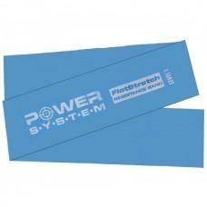 Стрічка-еспандер Power System Level 1 Blue, код: PS_4121_Blue
