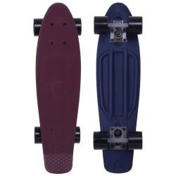 Скейтборд пластиковий Penny Rubber Soft Twin Fish 22in, код: SK-410-5-S52